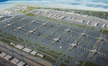 Ahmed Bin Saeed launches the tender of the biggest single value contract for the future mega airport in Dubai
