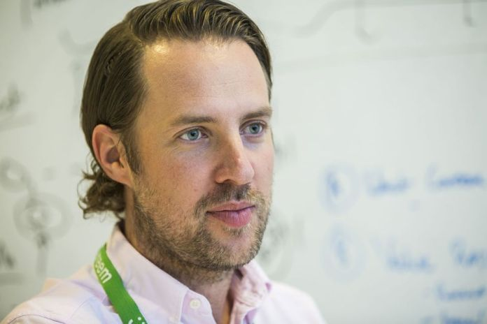 Careem co-founder Magnus Olsson.