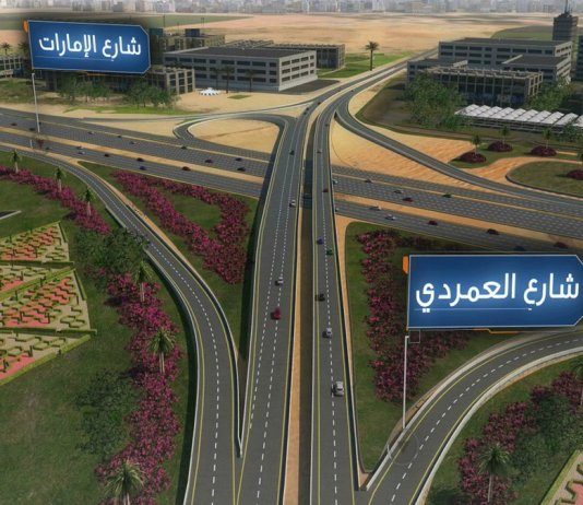 Awarding contract worth AED500 million to improve Al Khawaneej Corridor Project
