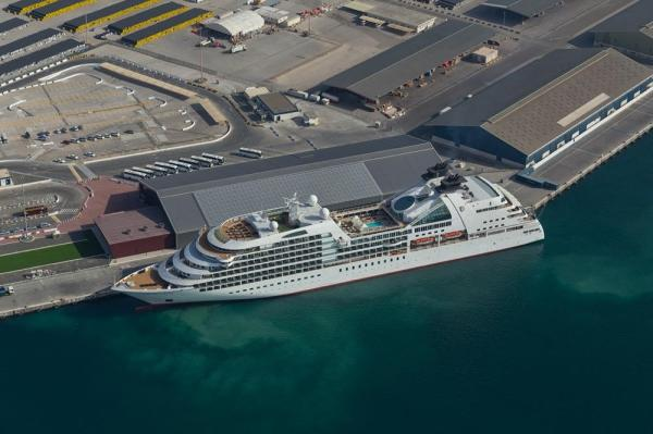 Abu Dhabi Celebrates Record-Breaking Year with More Than 500,000 Cruise Visitors during 2019