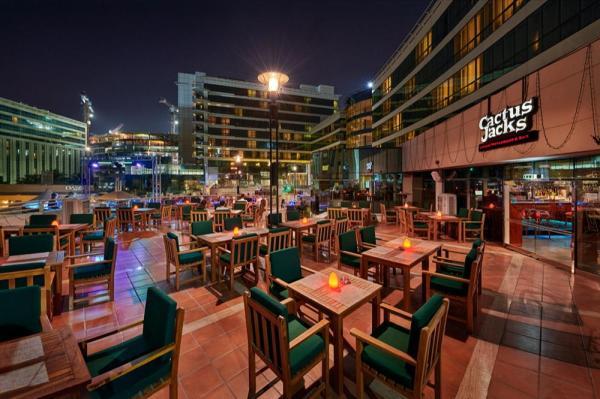 Cactus Jacks at Millennium Airport Hotel DubaiTurns 18!