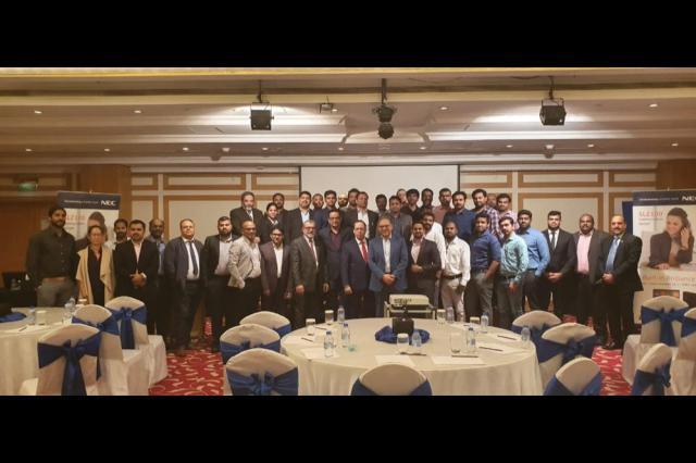 NEC and Blue Ocean Global arrange a Successful Partners' meet