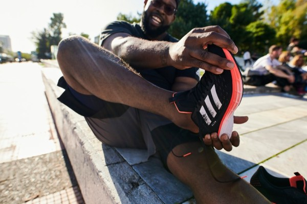 ADIDAS REFRAMES MEANING OF FAST AS A PERSONAL FEELING, NOT A NUMBER