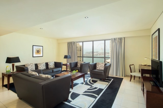 EXCLUSIVE STAYCATION DEALS FOR UAE RESIDENTS ATDELTA HOTELS BY MARRIOTT, JUMEIRAH BEACH