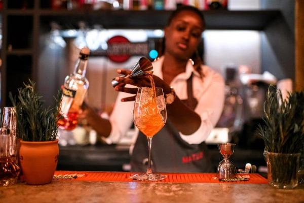 Seeing double – Matto's new happy hour runs twice a day
