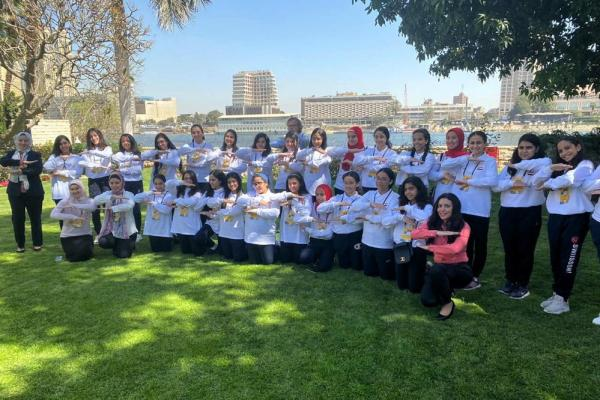 """Ericsson Egypt participates in """"Tekla Dialogue"""" to empower girls in technological fields"""