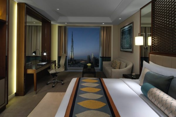 Rediscover Your City: Chic City Staycations at Taj Dubai
