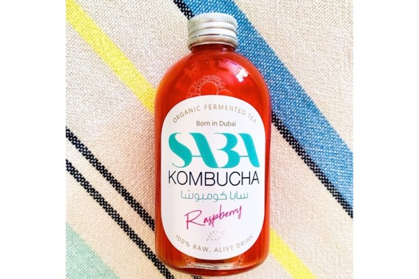 Saba Kombucha Launches New Bubbly Flavor for the Summer