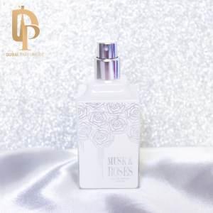 Parfum Musk & Roses de la marque Arabian Oud par Dubai Parfumerie - Sans bouchon