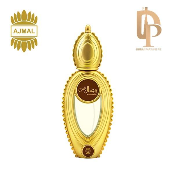 Wisal Dhahab avec Logo Ajmal et Dubai Parfumerie