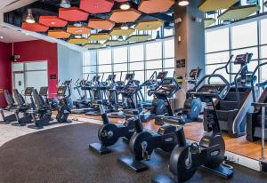 Dubai Gyms, Sports Centers And Venues, Social Event Centers Will Not Perform Temperature Checks from Jan. 1, 2021