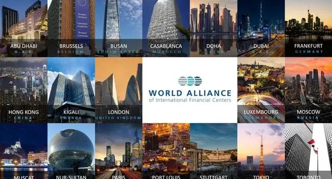Dubai International Financial Centre (DIFC) Joins the World Alliance of International Financial Centers