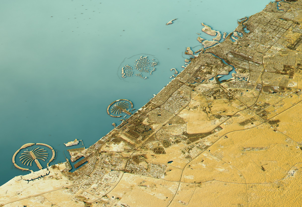 Dubai Satellite Takes Off Dubai Post