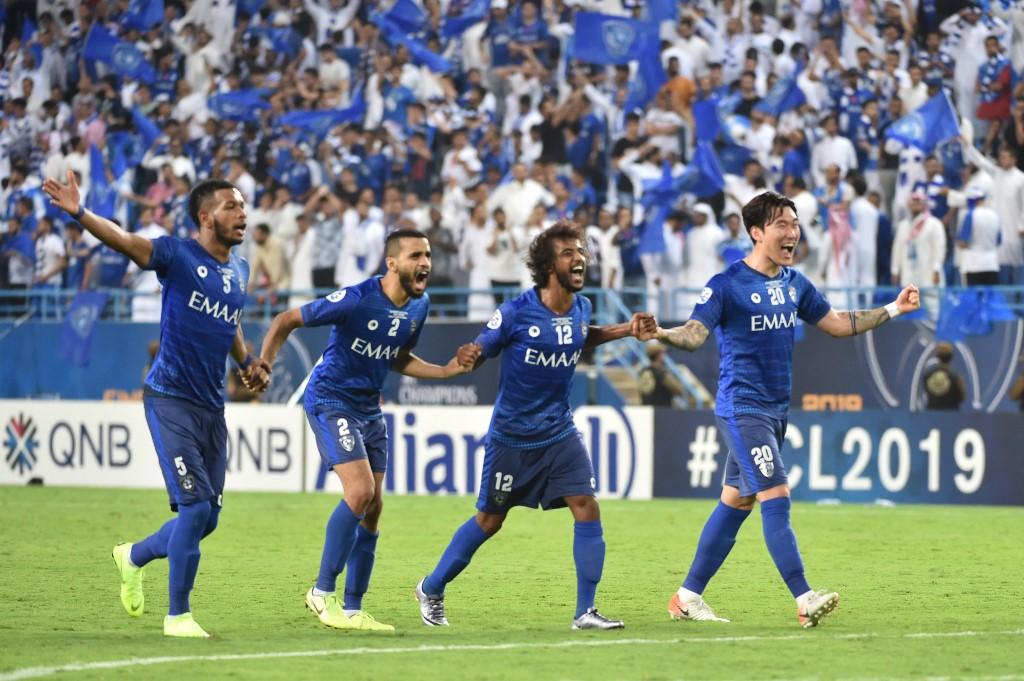 الهلال بطلا لدوري أبطال آسيا للمرة الثالثة في تاريخه دبي الرياضية