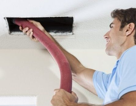 Air Duct Cleaning in Dubai