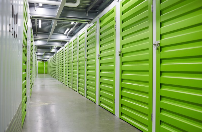 Public Storage in Dubai