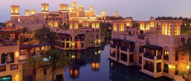 Dar Al Masyaf Hotel in Dubai