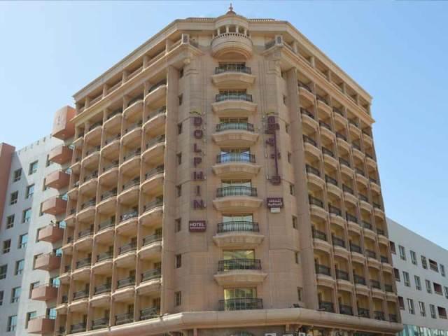 Dolphin Hotel Apartments in Dubai