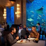 Ossiano Restaurant Dubai