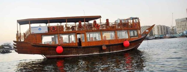 Dhow Cruise at Dubai Creek