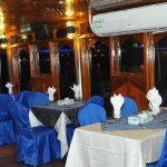 Dhow cruise at Dubai Marina