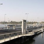 Dubai Floating Bridge