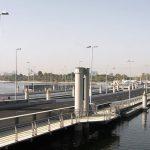 Dubai Floating Bridge