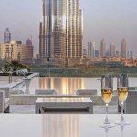 Above Softitel Dubai