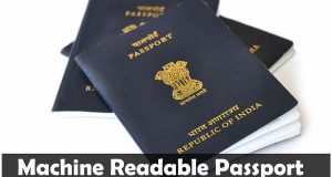 Machine Readable Passport