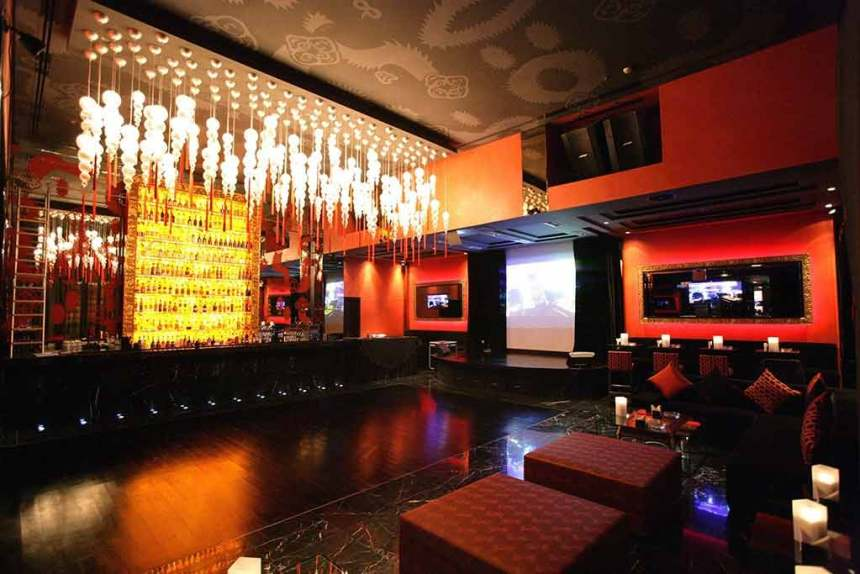 Warehouse Restaurant Dubai