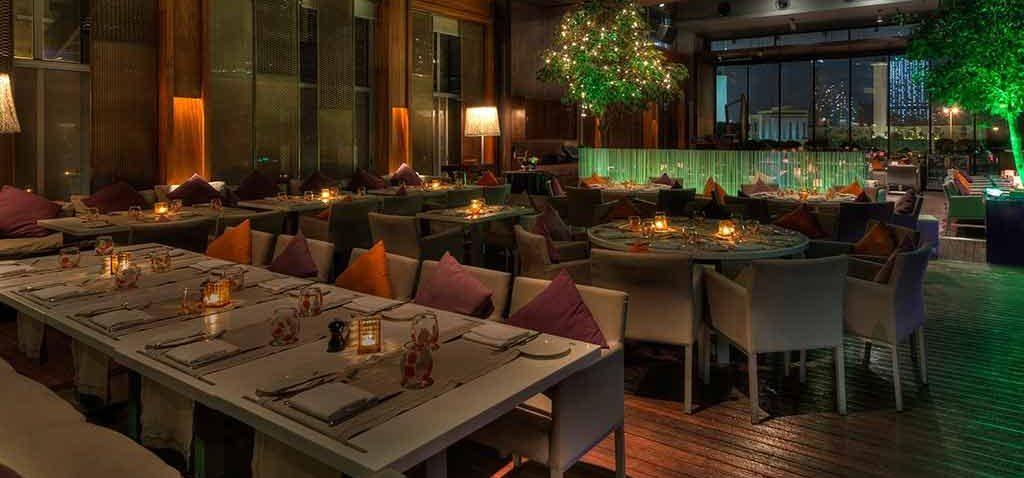 Certo Italian Restaurant in Dubai