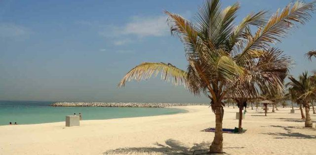 Mamzar Beach Park