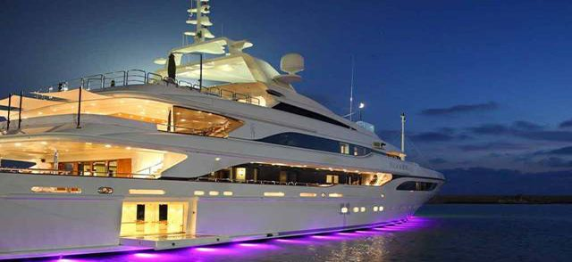 Yachting-Dubai