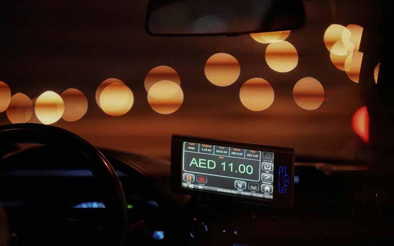Weather in Dubai Image