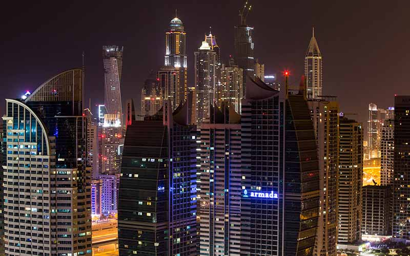 Cost of Living Dubai Image
