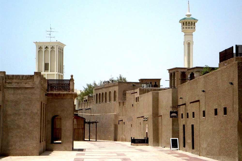 Al Badiyah Mosque