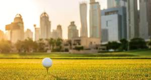 Golf In Dubai Image