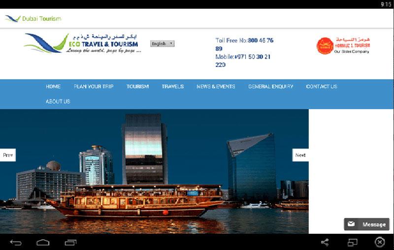 Calender App Dubai Image