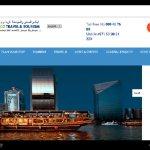 Dubai Tourism App Image