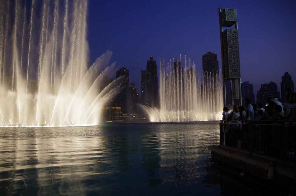 Water Canal in Dubai
