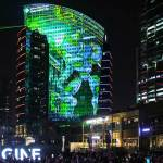 Imagine Light Show Dubai