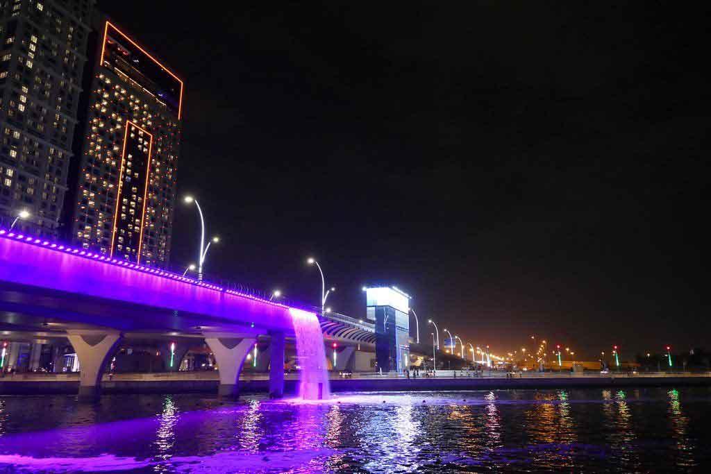 Water Canal in Dubai