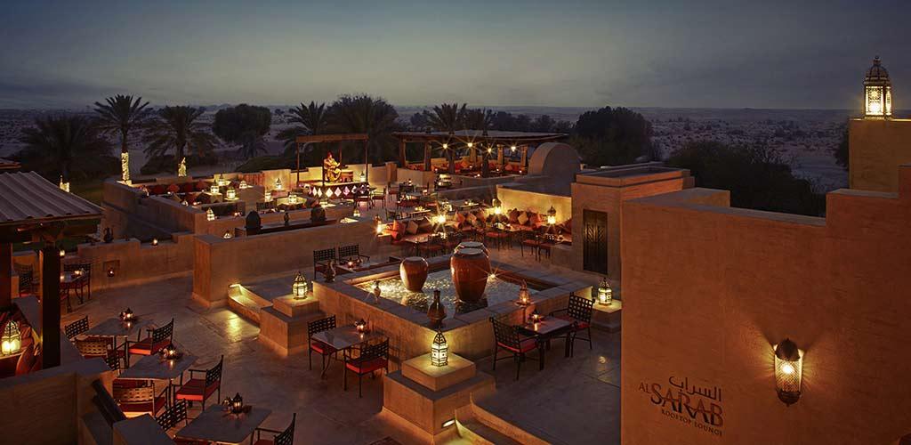 Pure Sky Lounge in Dubai