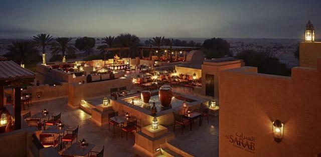 Al Sarab Rooftop Lounge Dubai