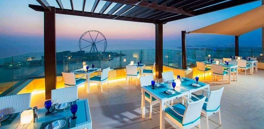 Pure Sky Lounge in Dubai