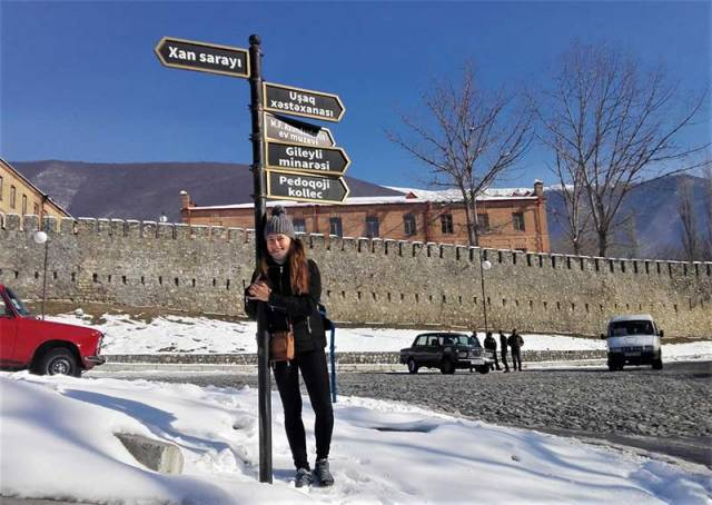 Travel Experience in Azerbaijan - Voices of Travel