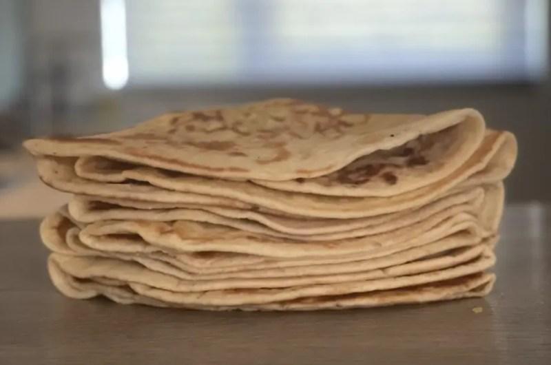 Surinaamse Roti Kip