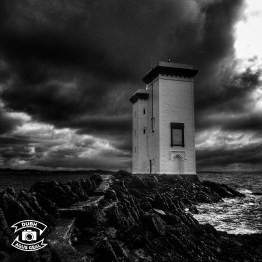 Port Ellen lighthouse / Leuchtturn