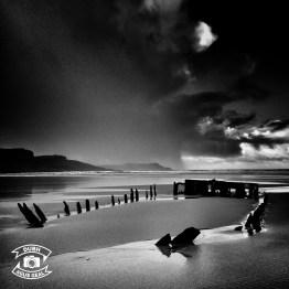 Schiffswrack Machir Bay - Isle of Islay / Schottland