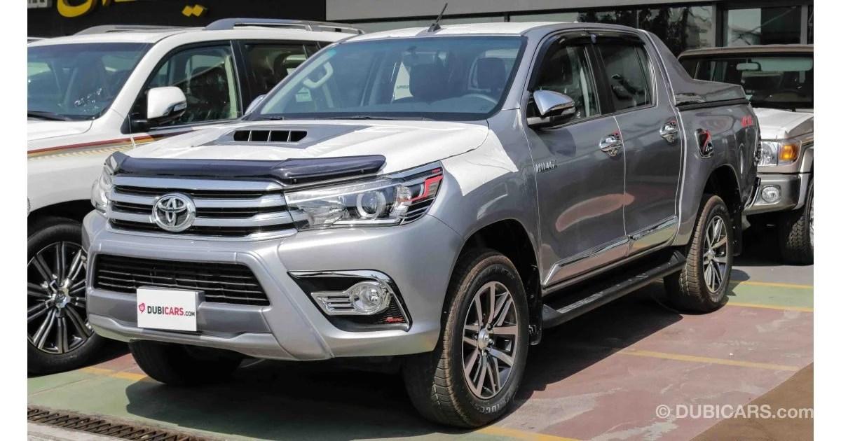 Toyota Hilux Revolution With Revo Body Kit For Sale Grey
